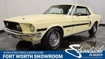 1968 Ford Mustang  for sale $46,995