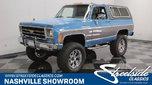 1988 Chevrolet K5 Blazer  for sale $29,995