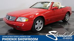 2000 Mercedes-Benz SL500  for sale $18,995