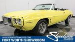 1969 Pontiac Firebird  for sale $26,995