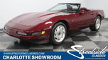 1993 Chevrolet Corvette 40th Anniversary Convertible  for sale $29,995