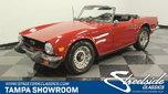 1976 Triumph TR6  for sale $13,995