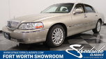 2003 Lincoln Town Car  for sale $13,995