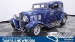 1932 Ford Sedan Streetrod for Sale $25,995