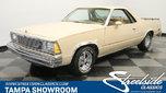 1981 Chevrolet El Camino for Sale $14,995
