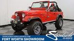 1982 Jeep CJ7  for sale $41,995