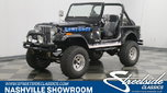 1984 Jeep CJ7  for sale $24,995