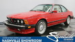 1987 BMW M6  for sale $65,995