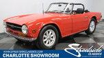 1970 Triumph TR6  for sale $29,995