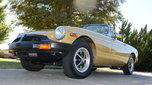 1976 MGB Roadster Low Miles w/Overdrive – MG  for sale $18,500