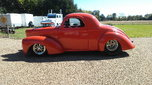 1941 willys blown