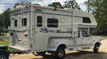 Truck camper  for sale $7,500