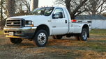 2002 F-550 4x4 7.3  for sale $26,000