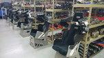 SFI K&N & Nascar Seats   for sale $1,400