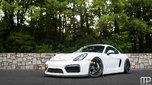 2016 Porsche Cayman GT4 Clubsport  for sale $142,000