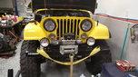 1981 Jeep CJ-7  for sale $8,500