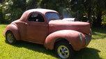 40 Willys Blown hemi gasser   for sale $35,000