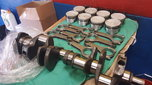 Small block chevy rotating assembly  for sale $1,000