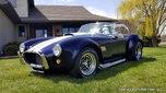 64 Shelby Cobra Replica  for sale $54,900