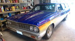 64Chevelle 2 Door Wagon  for sale $27,900