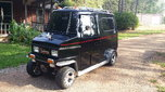 88' Cushman Custom Delivery Van Street Legal  for sale $12,500