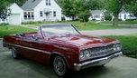 1965 Malibu Conv 283 AC  for sale $28,100