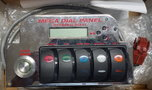 DIGITAL DELAY MEGA DIAL PANEL  for sale $375