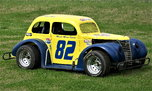 LEGENDS RACE CAR – 1937 FORD SEDAN  for sale $4,500
