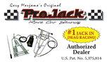 "19"" tall heavy duty copo/dragpak etc. ProJacks REAL PR  for sale $3,500"