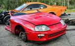 Toyota Supra Turbo Front Clip Cut JDM OEM 2JZGTE JZA80 RHD A  for sale $8,500