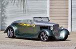 1934 Chevrolet Cabriolet Street Rod  for sale $44,950