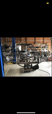 Mud truck chassis