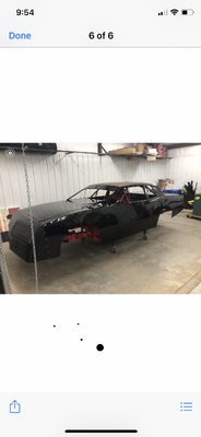 2019 outlaw factory stock