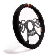 13″ MPI Lightweight Aluminum Steering Wheel with suede