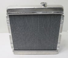 PWR RADIATOR Aluminum 64-66 Ford Mustang Automatic