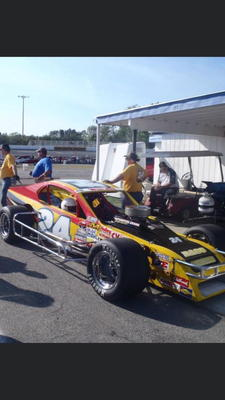 2008 TROYER TOUR MODIFIED