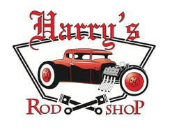 HARRYS ROD SHOP .. Early Chevy work is our Business
