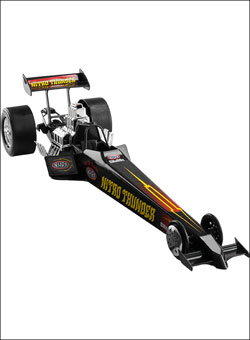 Toy Dragster Plastic  for Sale $15
