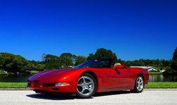 2002 Corvette Cv Magnetic Red only 22,901 miles