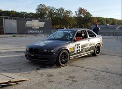 2001 BMW 330ci Endurance Championship Winner