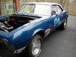 1967 Camaro Drag car