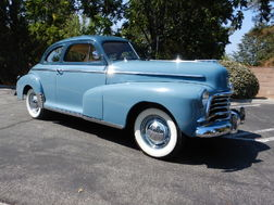 1946 Chevrolet Stylemaster Coupe