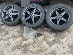 Race Star wheels for Dodge Hellcat