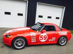 Honda S2000 race car