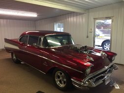 1957 Chevy 2dr Hardtop  for sale $79,000