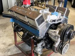 406 ci Chevy Small Block Engine