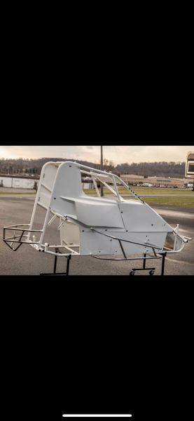 2010 hyper 4 bar 600 micro chassis and body  for Sale $2,400