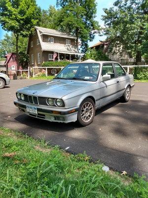 1990 BMW 325i track car
