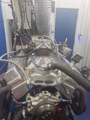 415 LaSalle Race Engine