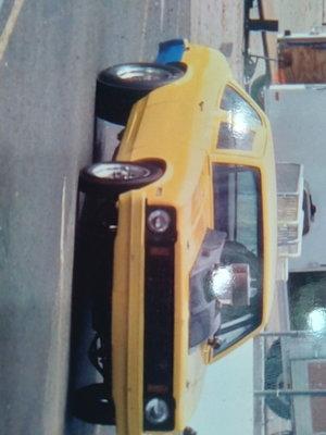 1977 Nova Race Car
